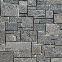 Zidne obloge Rock Face Flat Grey